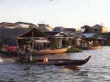 KAMPONG CHHNANG FLOATING VILLAGE