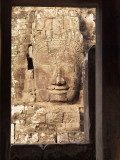 BAYON TEMPLE FACE CARVING