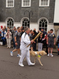 OLYMPIC TORCH RELAY AT DARTMOUTH