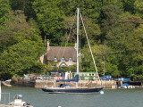 OVERLOOKING RIVER DART TO GREENWAY POINT