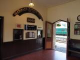TICKET  OFFICE  TOTNES  STEAM RAILWAY