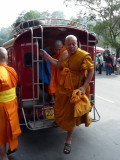 Monks for Loy Kratong!