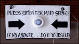 No Magic Button