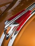 '48 Pontaic Streamliner Emblem #2