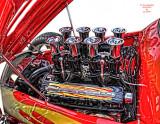 '33 Ford Speedstar Engine
