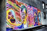 Grafitti Wall #1