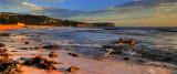 Sunrise on Newport Beach