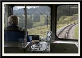 The Train Grutschalp to Murren
