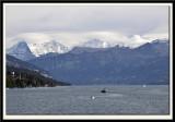 Looking Back up Lake Thun
