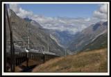 Going Back Down to Zermatt
