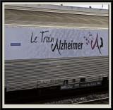 Alzheimer Exhibition Train