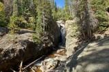 Fall River Road - Chasm Falls 2