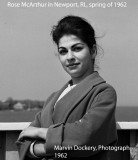 FOUND. Rose Gugino McArthur- Perlman from Newport, R.I.,  1961-62