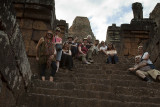 On an Intrepid Tour with some fun people thru Cambodia and Vietnam