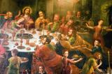 Last supper (Kui on the menu)