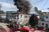 Fitchburg ,MA 2nd Alarm  July 6, 2011