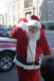 Santa Clause at Leominster Fire Hqts December 4,2011