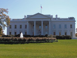The White House, North Side