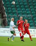 Wales v Republic of Ireland UEFA European Women's Championship 2011-13
