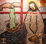 Stations of the Cross at Mount Angel Abbey, Oregon