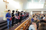 CMCC 2011 World Youth Day send off