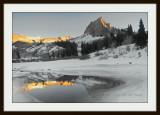 November Alpine Lake