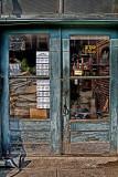 Shop Door - Galena. Illinois