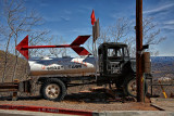 Truck - Jerome, Arizona