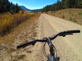 Bike Shot - Wyoming