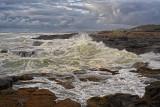 Waves - Yachats, Oregon