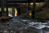 Under The Bridge - Columbia Gorge - Oregon