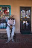 Old Timer - Old Town - Albuquerque, New Mexico