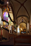 Stained Glass Colors - Cathedral of Saint Francis of Assisi - Santa Fe, New Mexico