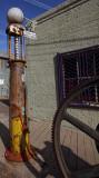 Old Gas Pump - Jerome, Arizona