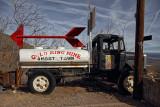 Gold King Mine Water Truck - Jerome Arizona