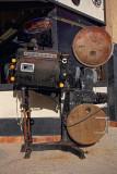 Movie Projector - Jerome, Arizona