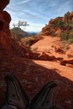 Solitude - Marg's Draw - Sedona, Arizona