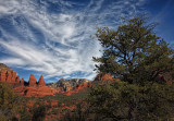 The Two Nuns - Sedona, Arizona