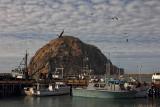 Morro Rock - Morro Bay, California