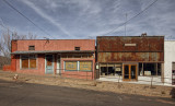Two Buildings - Jerome, Arizona