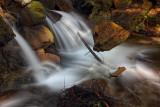 Intimate Falls - Limekiln State Park - California