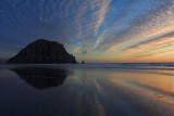Morro Rock - Sunset