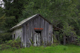 Shed - Coleman Valley Road - Sonoma County California