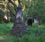 Rural Cemetery - Santa Rosa, California