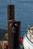 Decorated Pier - Morro Bay, California