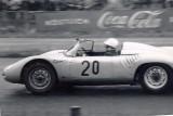 S. Moss. Porsche RSK