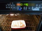 Bake 350 for 1 hour