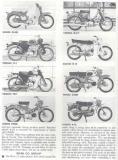 1964 Motorbikes