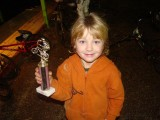 Riley's 1st Trophy