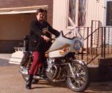 Dad's Honda 750